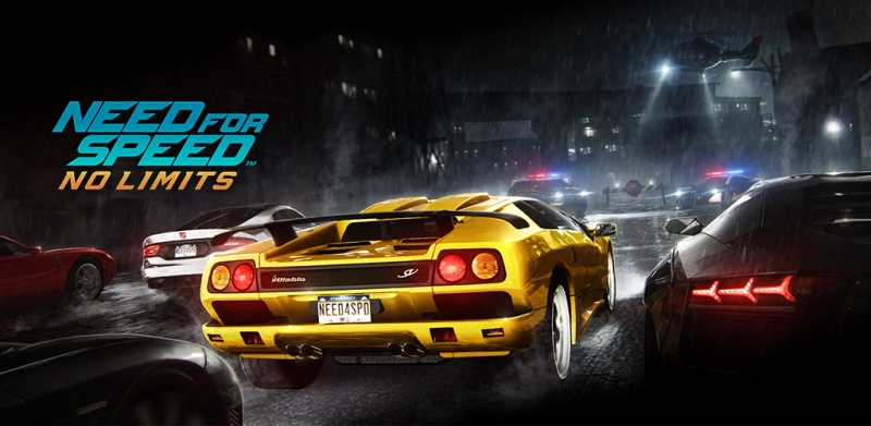 Need for Speed No Limits' new update lets you race to win three new iconic super cars