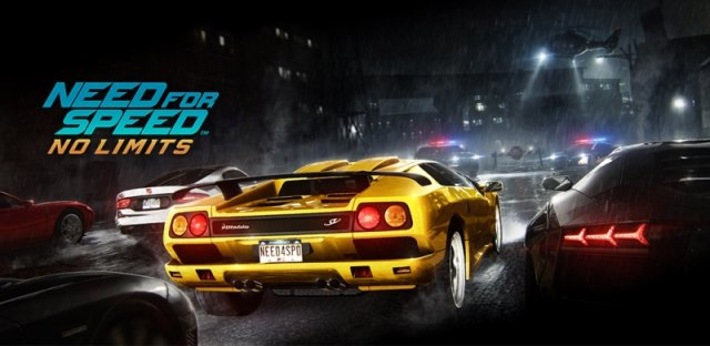 NFS No Limits cars list - The best cars in each category