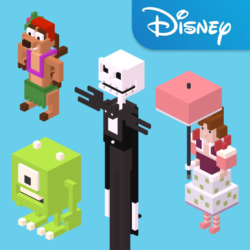 Disney Crossy Road Christmas Update.How To Unlock Every Mystery Character In The Disney Crossy