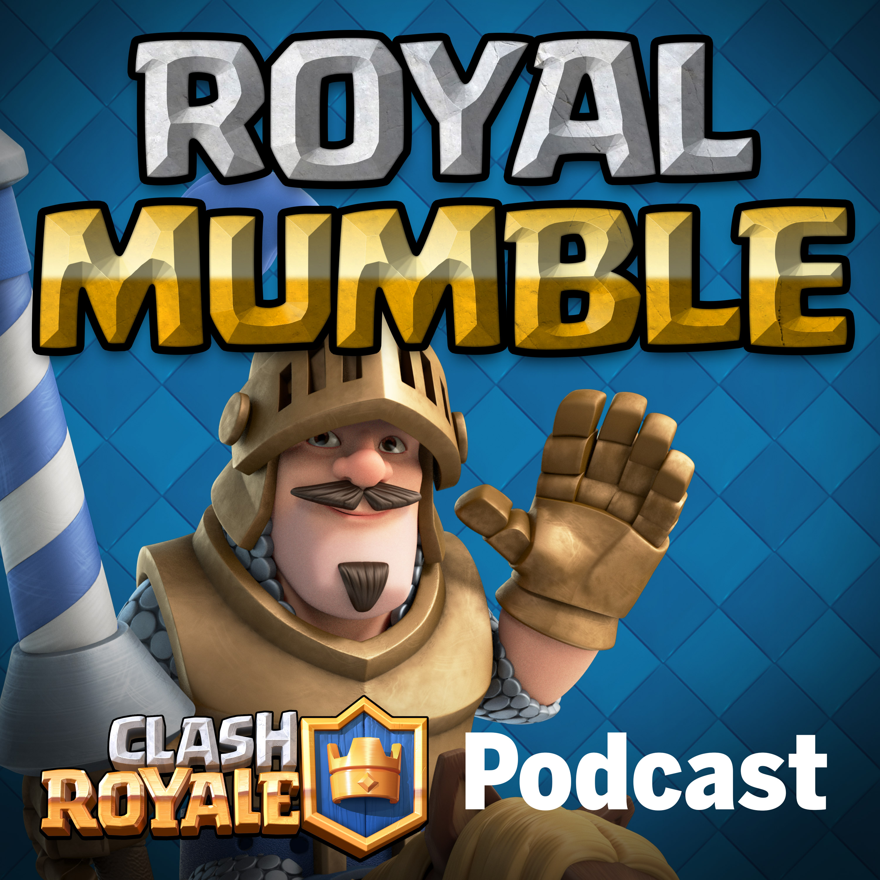 Glen IS the Golem, Game Center woes, and counter attacking in Royal Mumble Episode 5