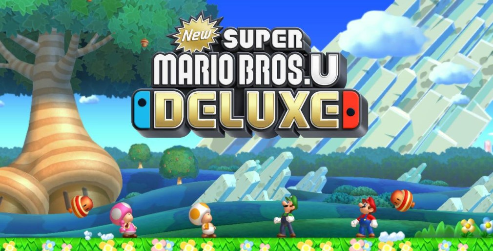 New Super Mario Bros. U Deluxe Switch review -