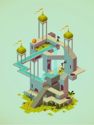 Surreal puzzler Monument Valley drops to a mere 75p on Android