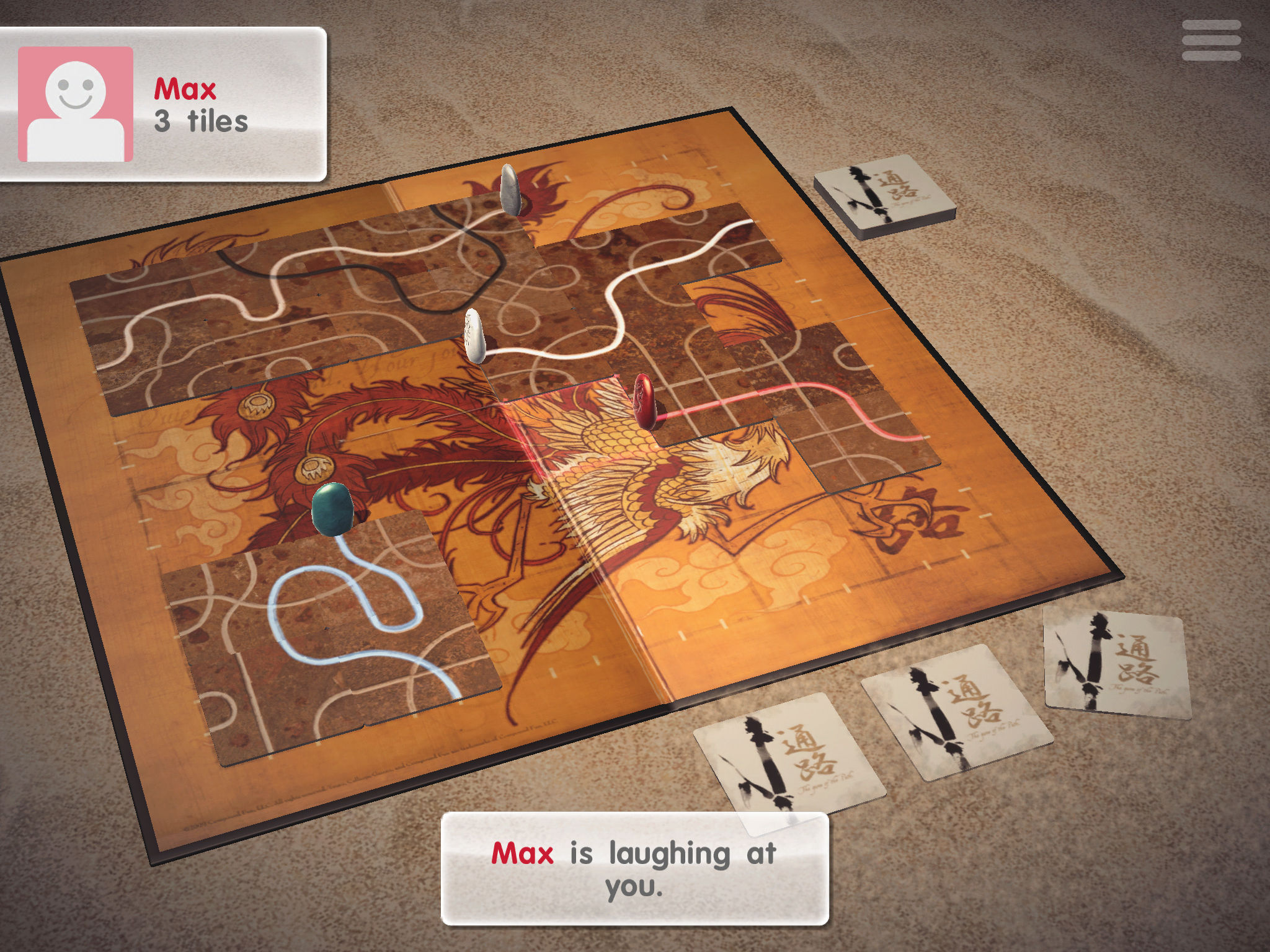 Tsuro - The fast path to family fun