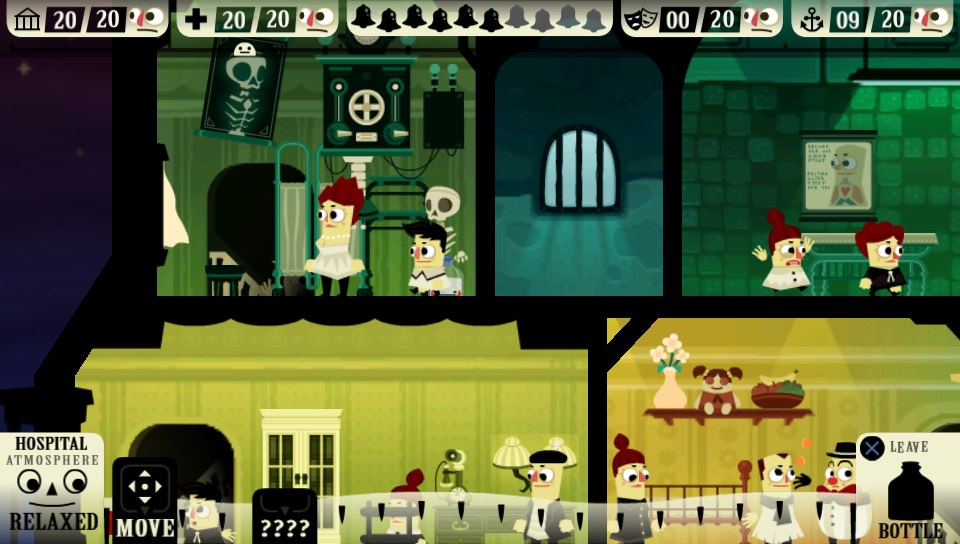 EGX 2014: Be possessive in Haunt the House: Terrortown, coming to iOS and Android in October