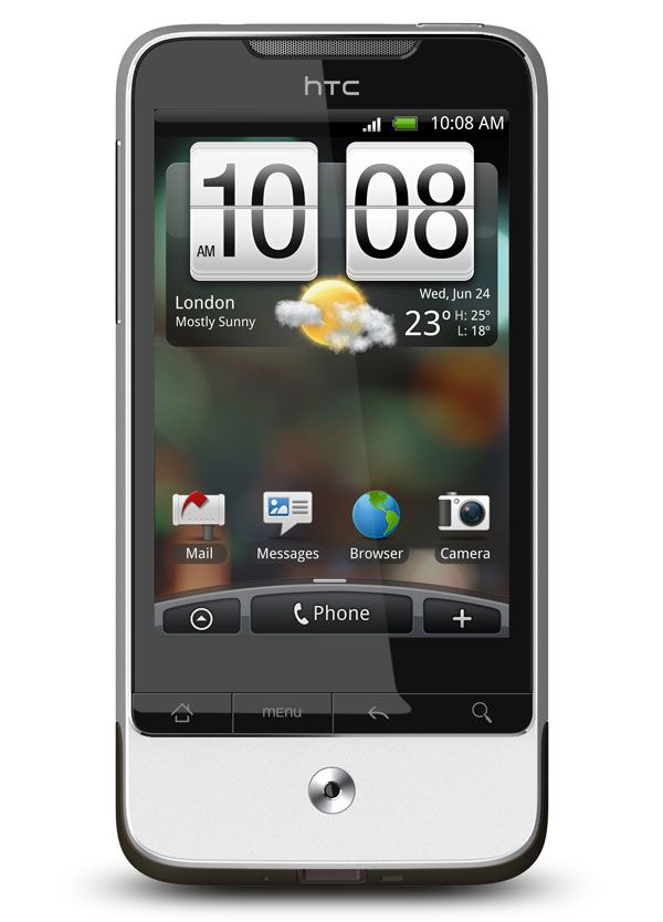 HTC Legend is Vodafone exclusive in the UK
