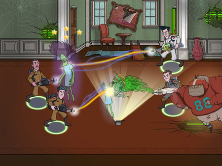Beeline Interactive's F2P Ghostbusters title goes live around the world