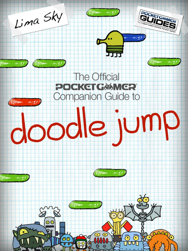 Pocket Gamer's official Doodle Jump Companion Guide is now available on iPad