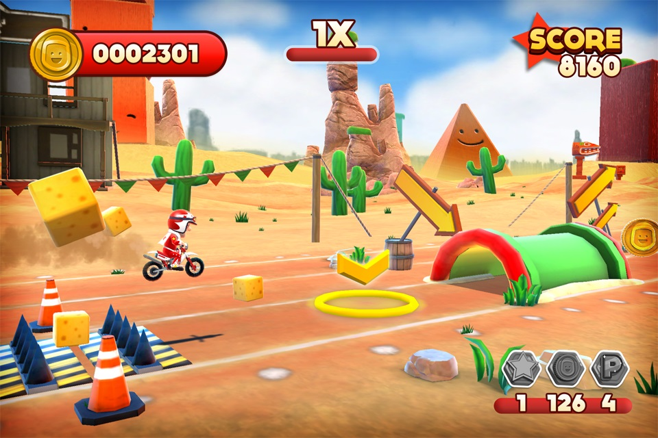 Motorbike platformer Joe Danger brings the stunts to Android this Friday, April 17th