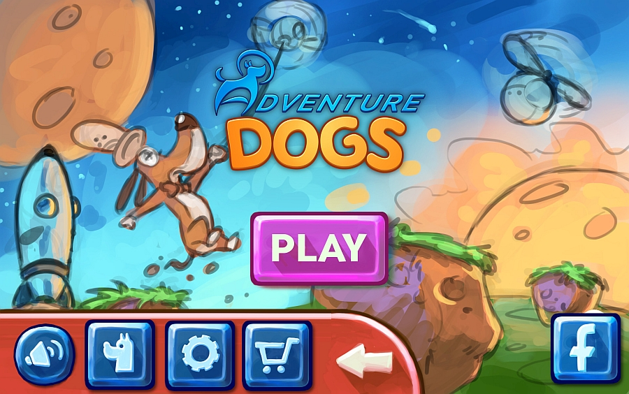 Adventure Dogs icon