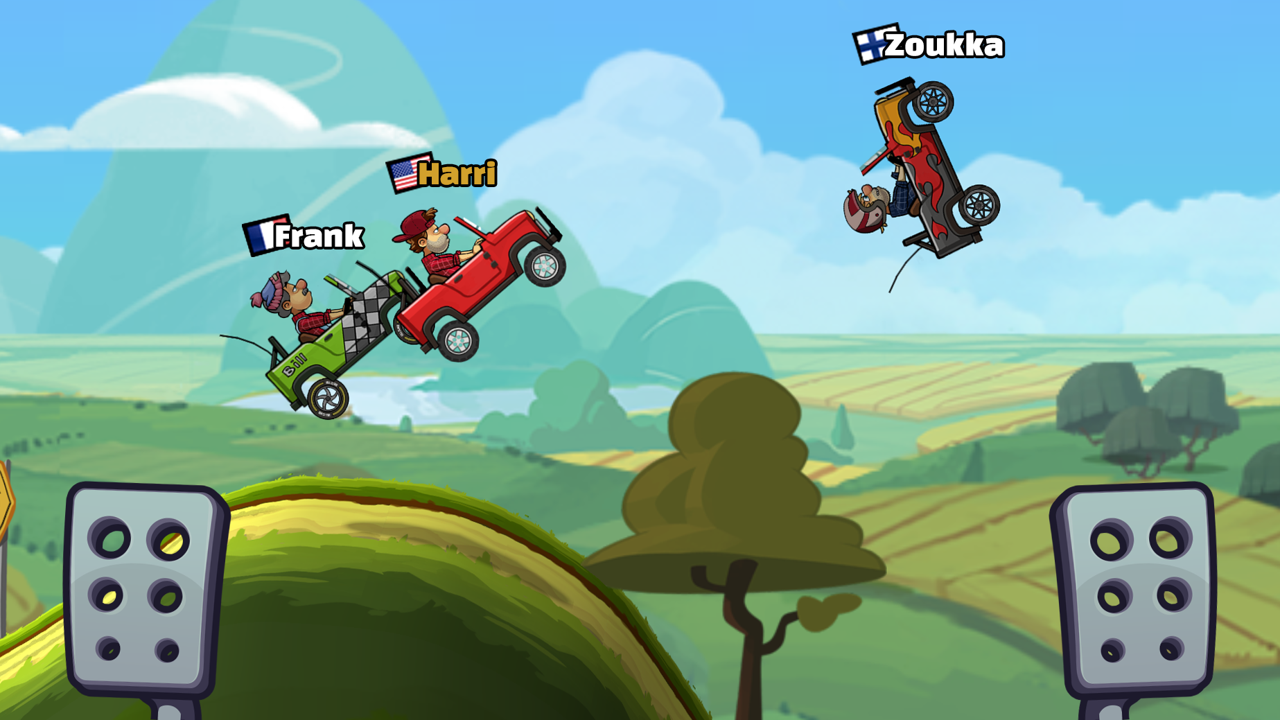 Hill Climb Racing 2 is coming to iOS and Android soon