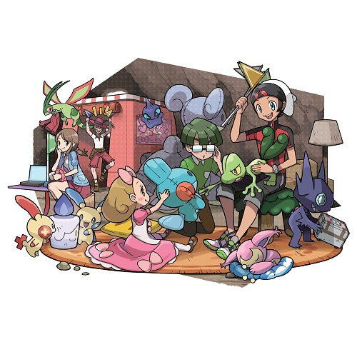 The Best Secret Bases in Pokémon Omega Ruby and Alpha Sapphire