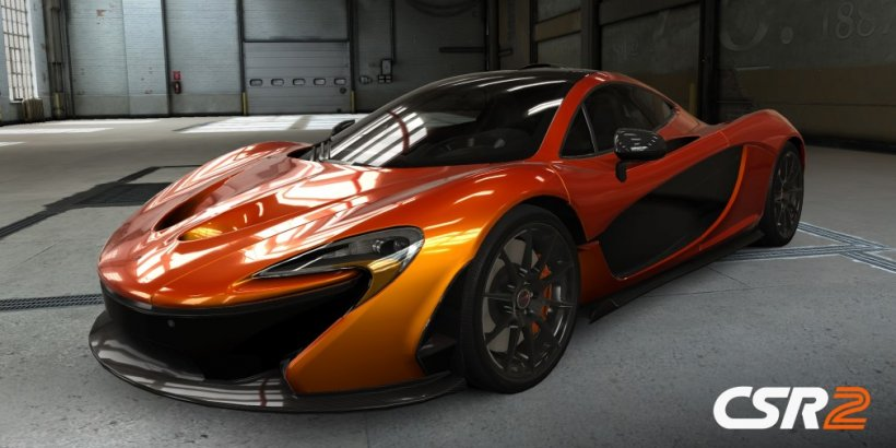 British hypercars speed onto CSR Racing 2 for a Best of British Event