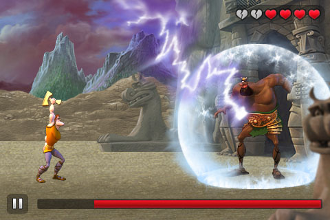 Freeverse's action platformer Thor hammers onto iPhone