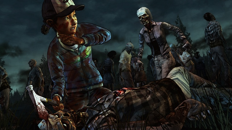 The Walking Dead Season 2 out now for PS Vita and Amazon Appstore