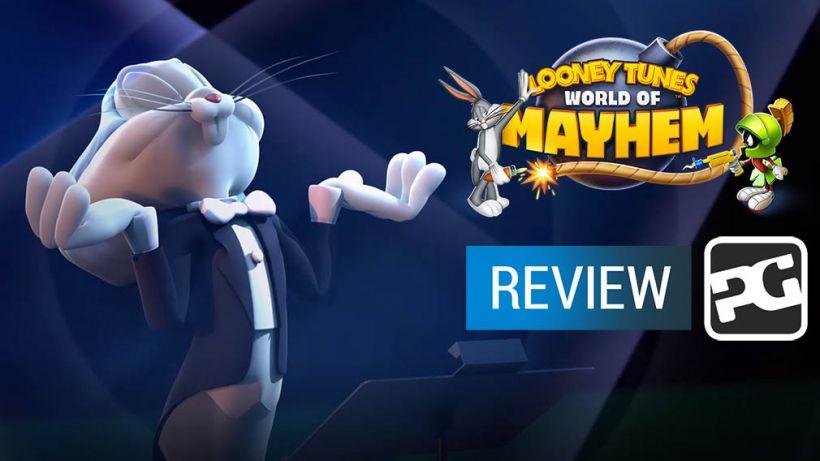Looney Tunes World of Mayhem video review -