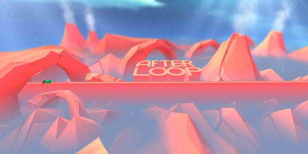 Afterloop is a colorful puzzle-adventure game coming to iOS and Android later this month