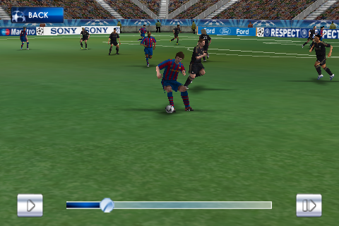 PES 2010 for iPhone drops in price