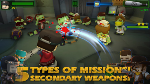 Out at midnight: Survive the cutest zombie apocalypse yet in Call of Mini Zombies 2