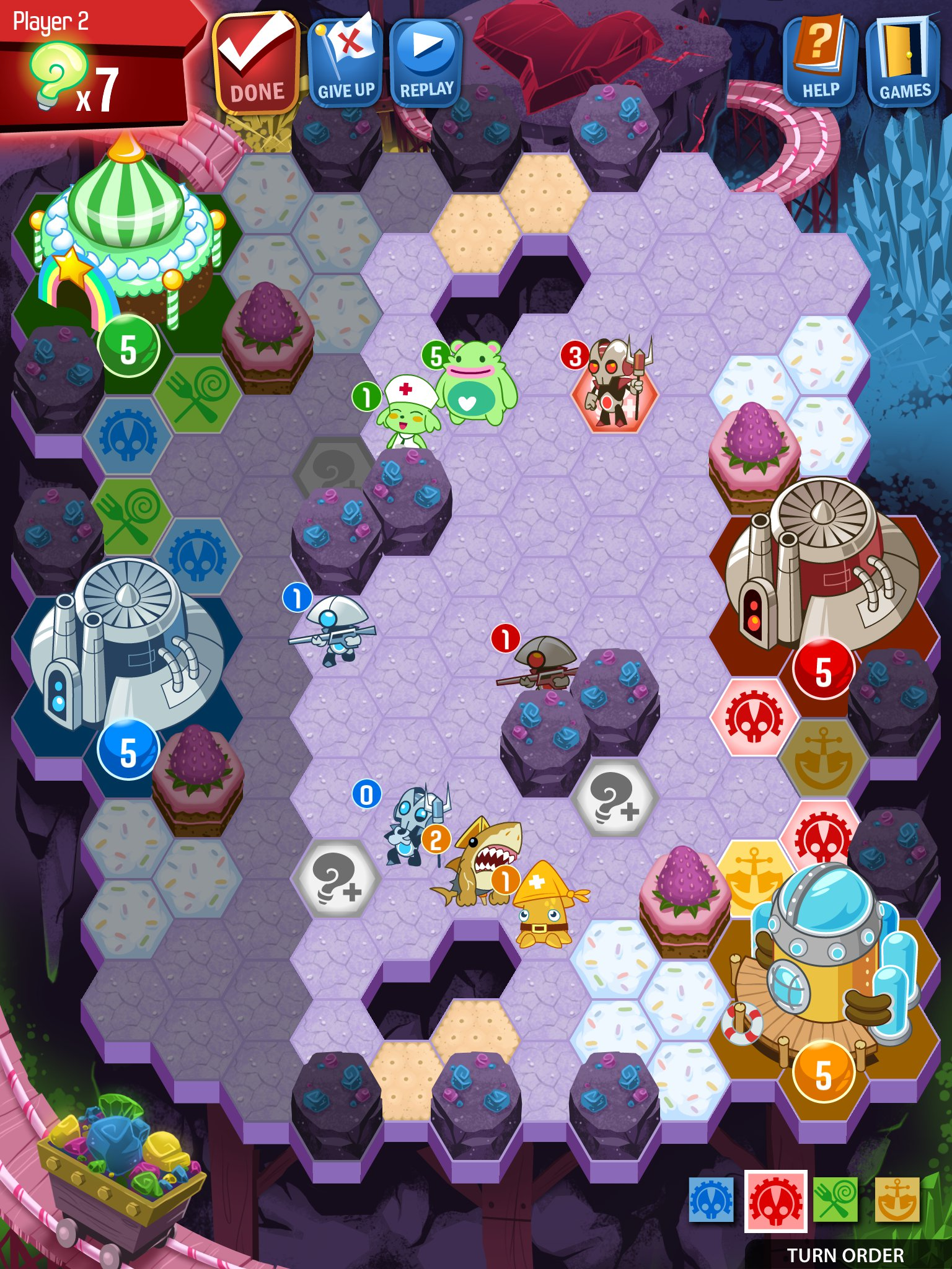 Multiplayer strategy battler Outwitters gains an extra team, new maps, and more in massive update