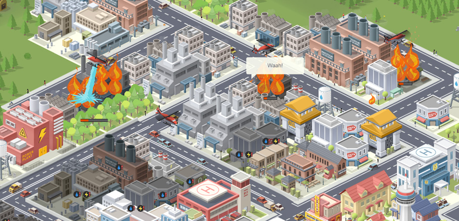 App Army Assemble: Pocket City - A simple city builder