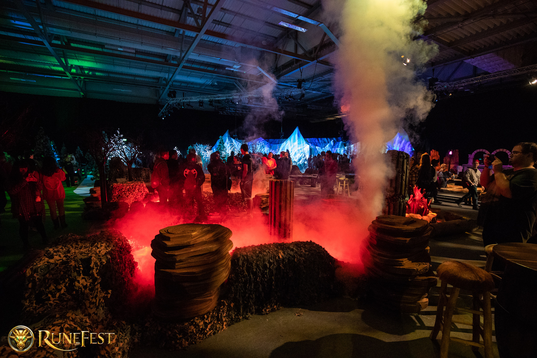 Runefest 2018: Love, swords, games, and music in the heart of middle-England