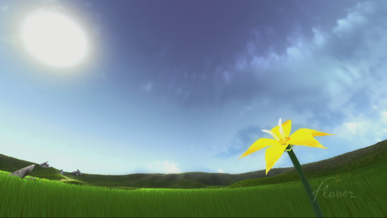 PS3 indie hit Flower floating onto PS Vita in the not-too-distant future