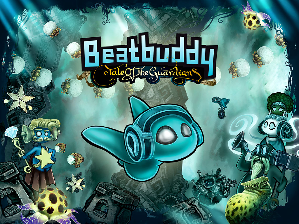 Musical underwater game Beatbuddy gets a new playable song and a price drop on iOS