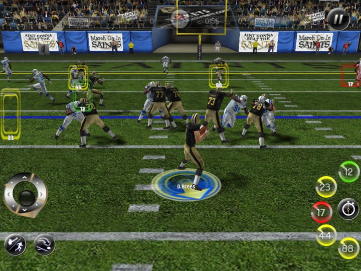 Madden NFL 11 for iPad on sale in US