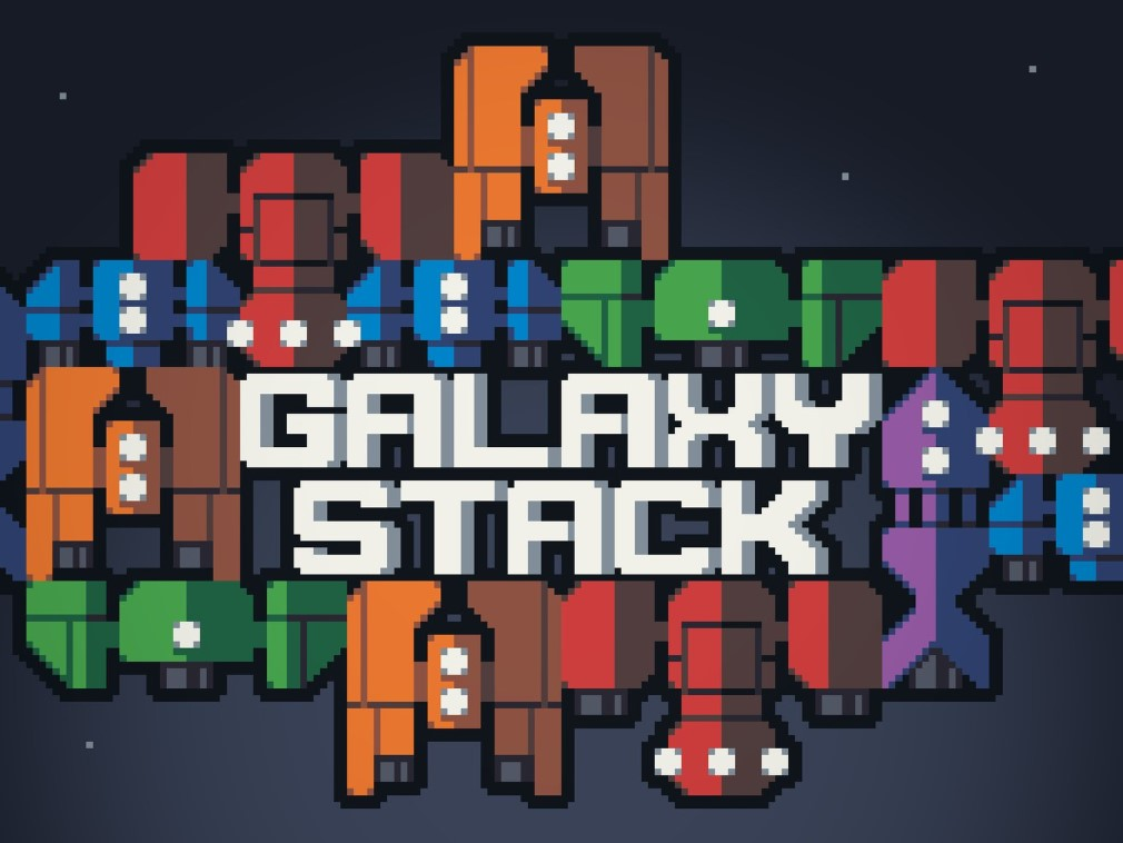 Galaxy Stack is an intriguing Tetris/shmup hybrid coming to mobile on January 16th