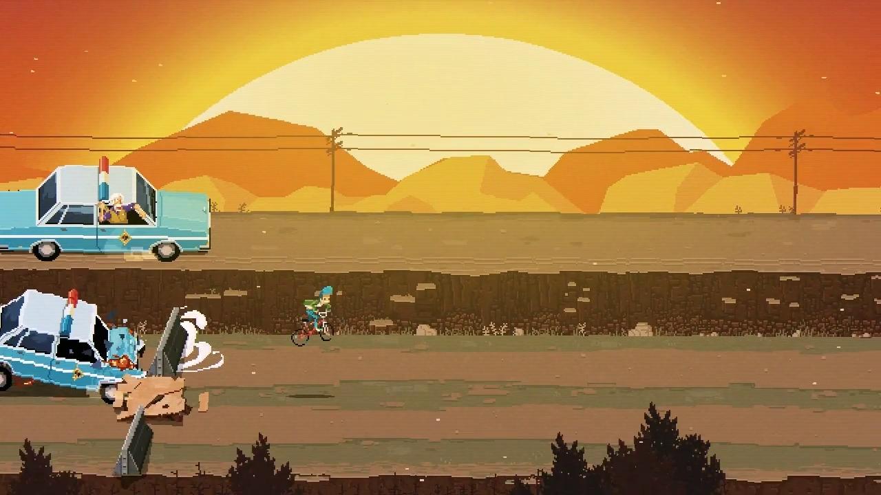E3 2015: Supernatural teen action-adventure Crossing Souls confirmed for PS Vita