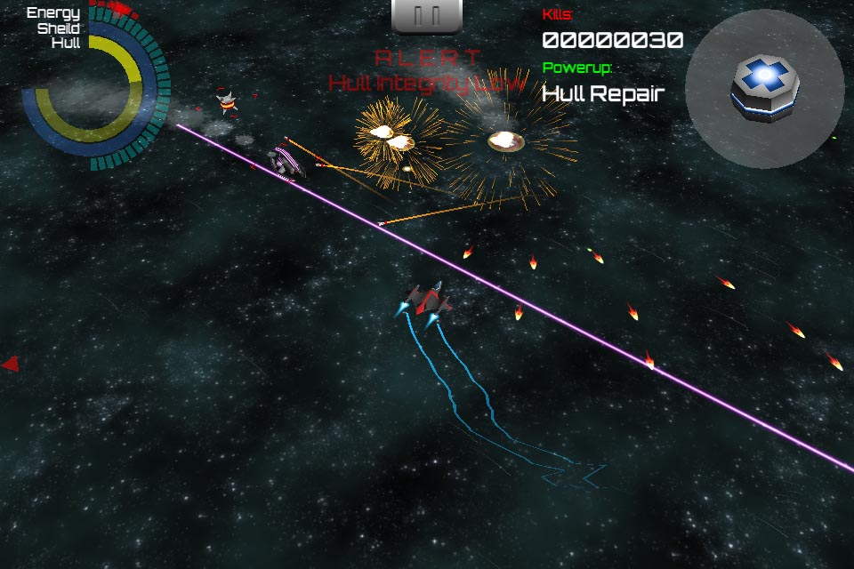 Indie space-shooter Red Nova incoming on iPhone