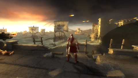God of War: Chains of Olympus PSP release date set