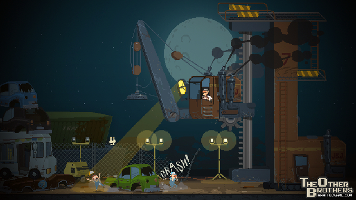 'Not the end' for The Other Brothers, as Kickstarter project fails