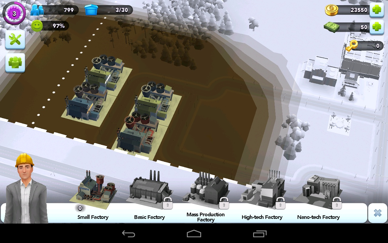 Check out 148Apps's SimCity: BuildIt guide for tips and cheats for EA's metropolitan manager