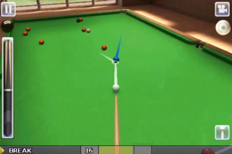 Ronnie O'Sullivan Snooker down to 59p on App Store