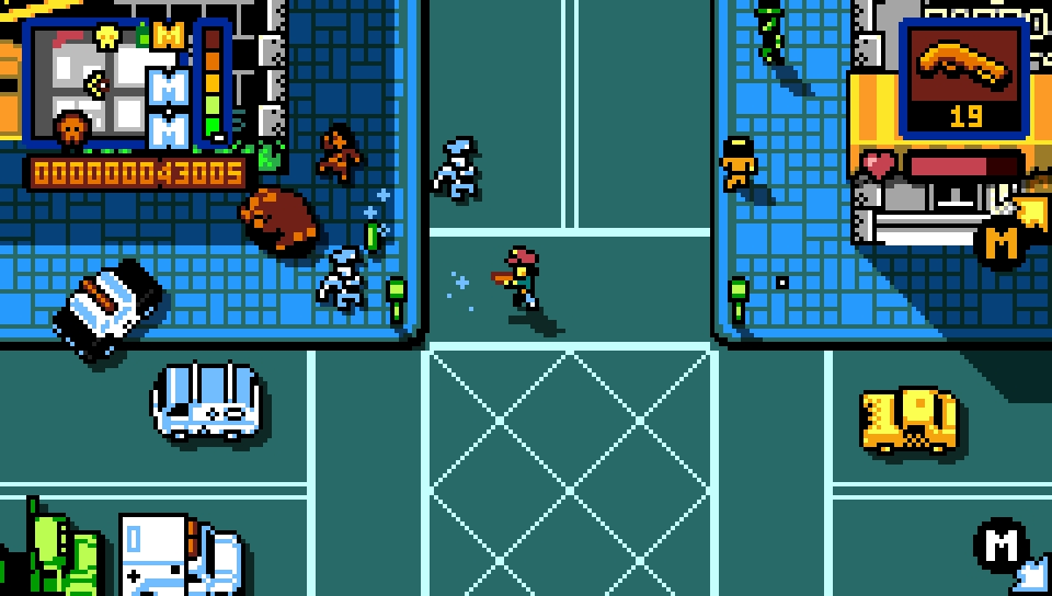 Test de Retro City Rampage DX