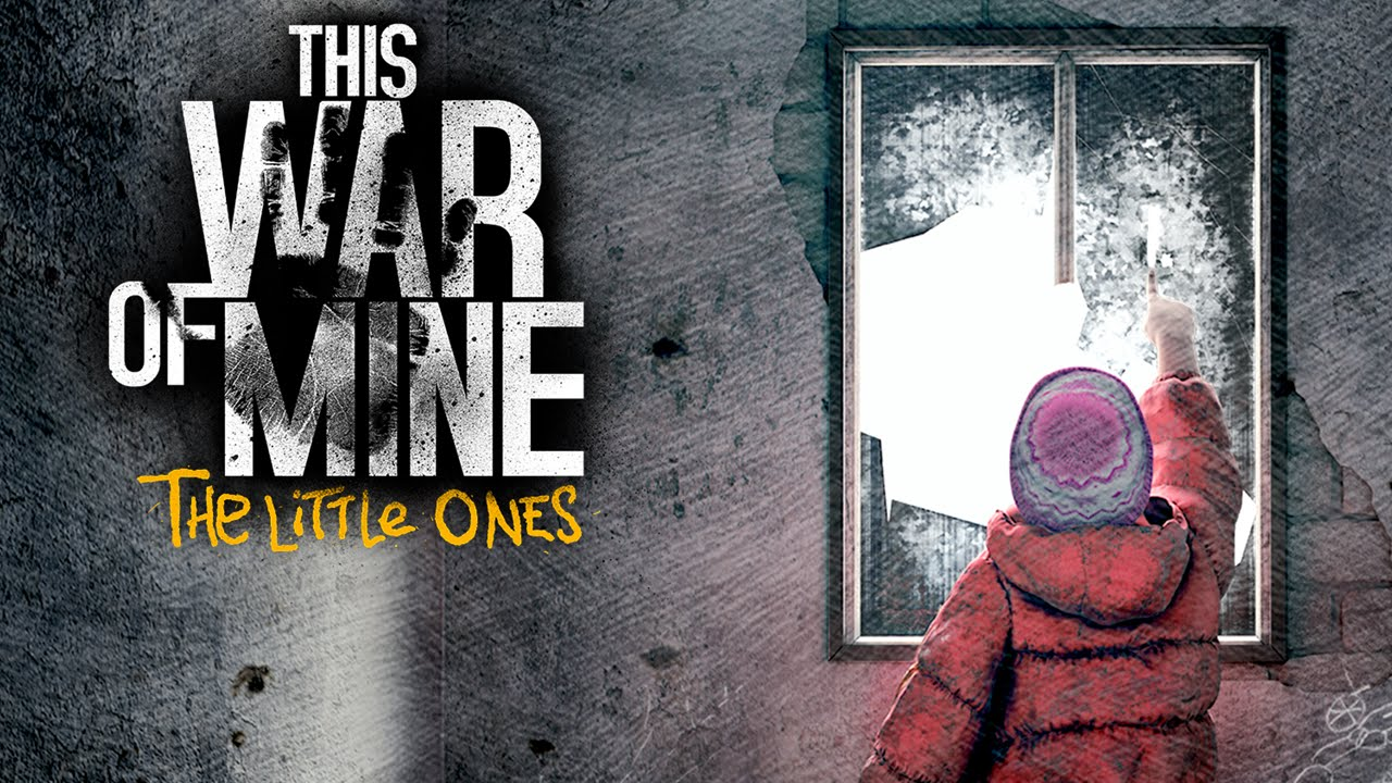 This War of Mine: The Little Ones will be ported to mobile at the end of this year