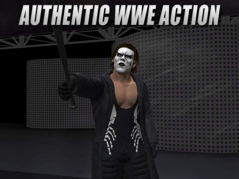 [Update] Pretend to break someone's back in WWE 2K, out now on iOS and Android