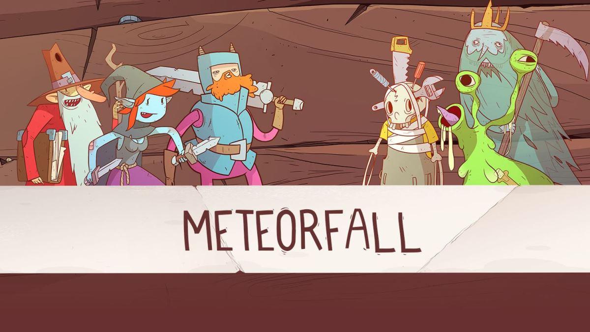Meteorfall, Slothwerks' popular deck-building roguelike, will be getting a new hero soon