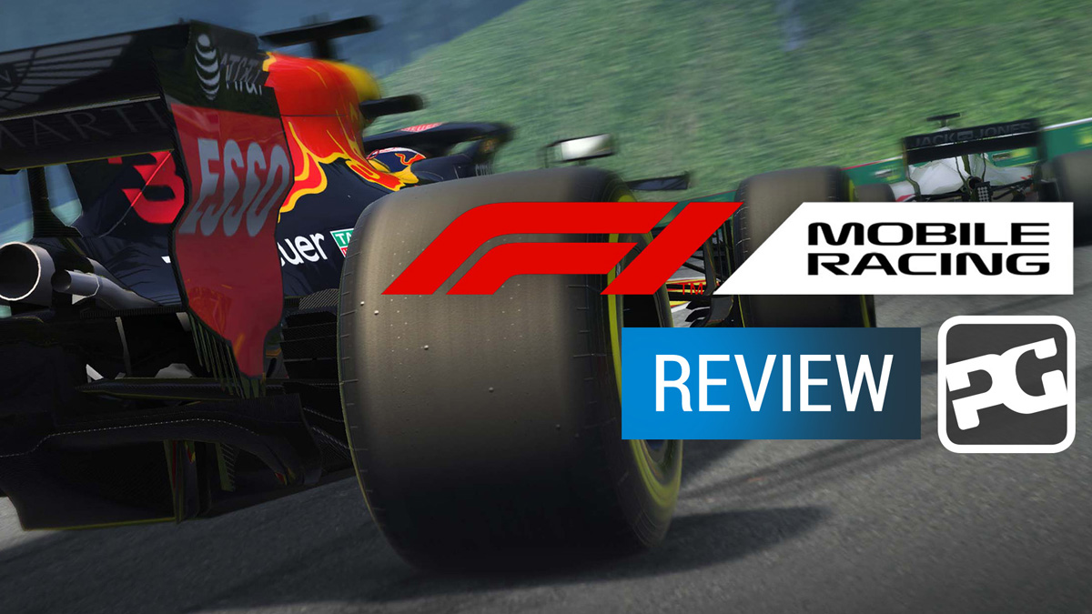 "F1 Mobile Racing video review - ""Clash Royale on wheels, but without the solid matchmaking"""