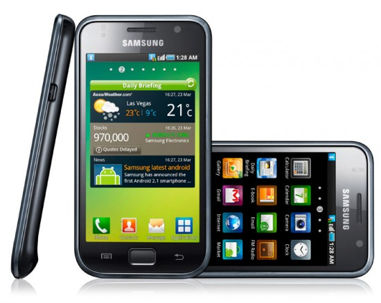 T-Mobile UK updates its network-branded Galaxy S to Android Gingerbread