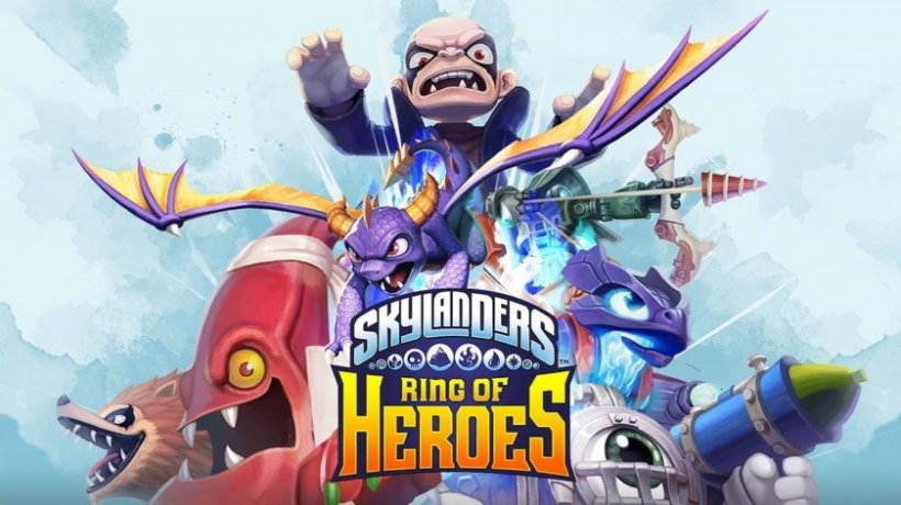 Skylanders fans can get a first look at new game Ring of Heroes on Android right now