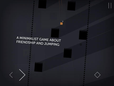 Alone no more: Thomas Was Alone is joined by iPhone and Android versions