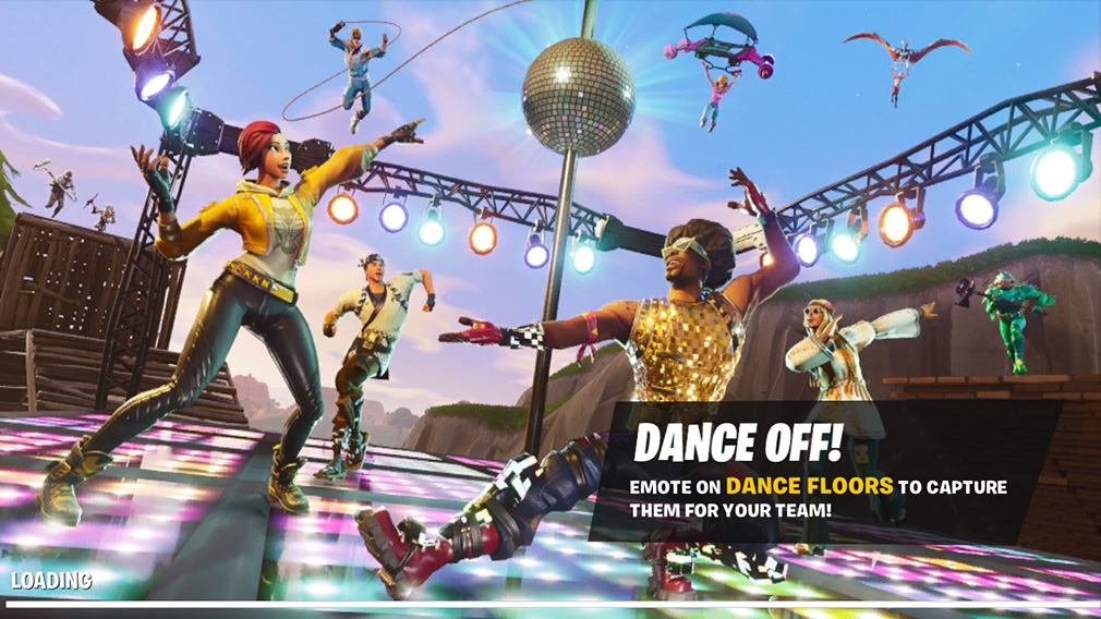 Fortnite cheats and tips - What you need to win Disco Domination mode