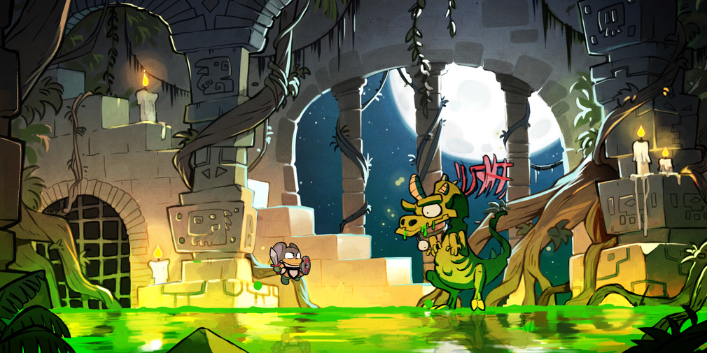 Wonder Boy: The Dragon's Trap iOS & Android versions receive May release date