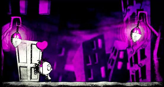 Gamescom '13: Murasaki Baby for the PS Vita looks like World of Goo