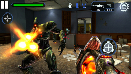Peer into the All Seeing Eye in Tegra-only FPS port The Conduit HD