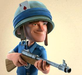 Boom Beach Rifleman guide - Level 2
