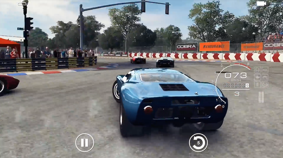 Grid Autosport is speeding onto Android devices next week