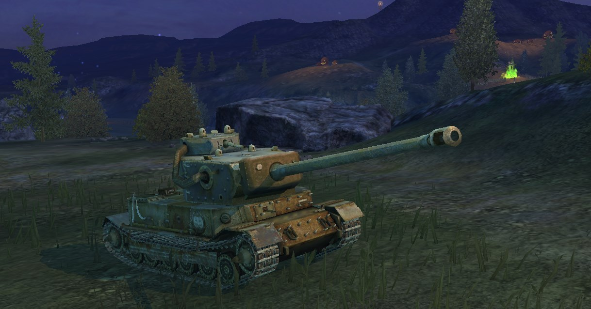 World of Tanks Blitz opens up the monstrous new tank Tankenstein for Halloween